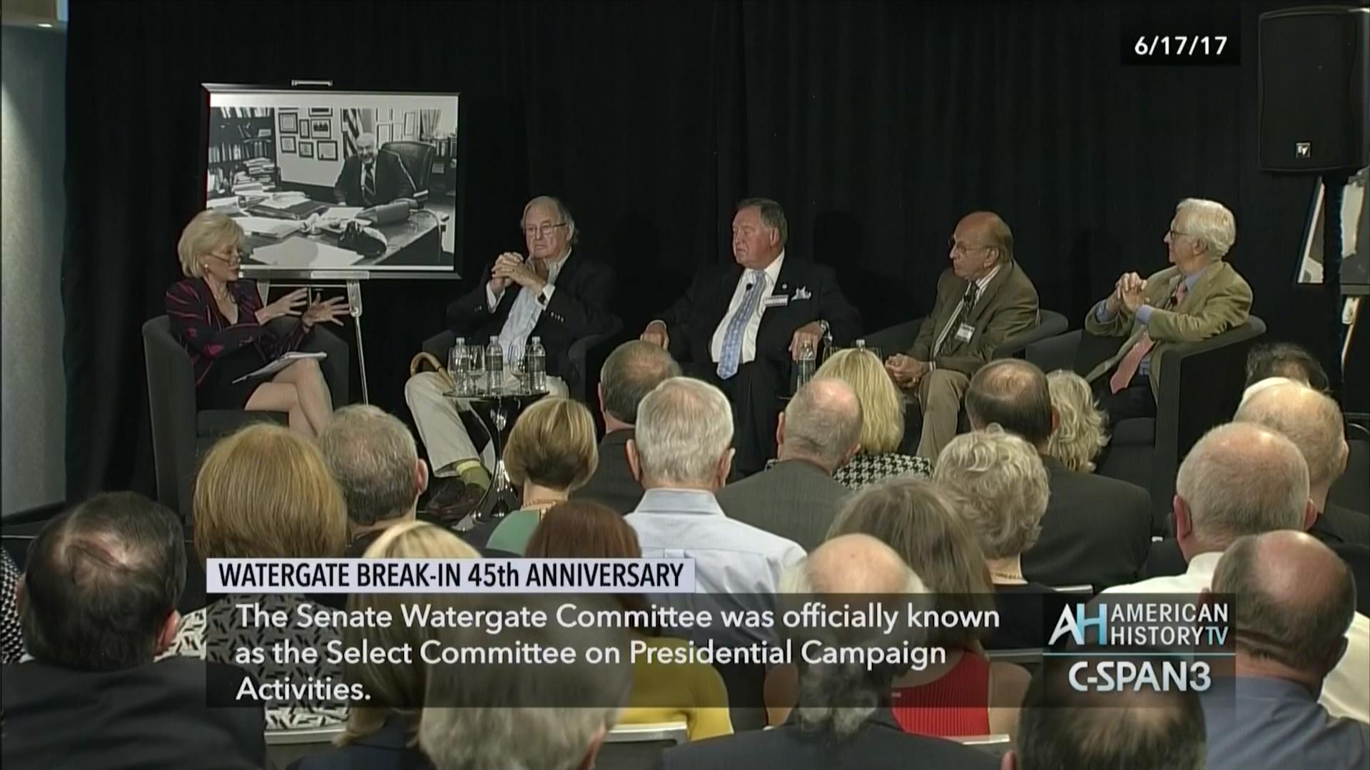 Watergate Break-In 45th Anniversary
