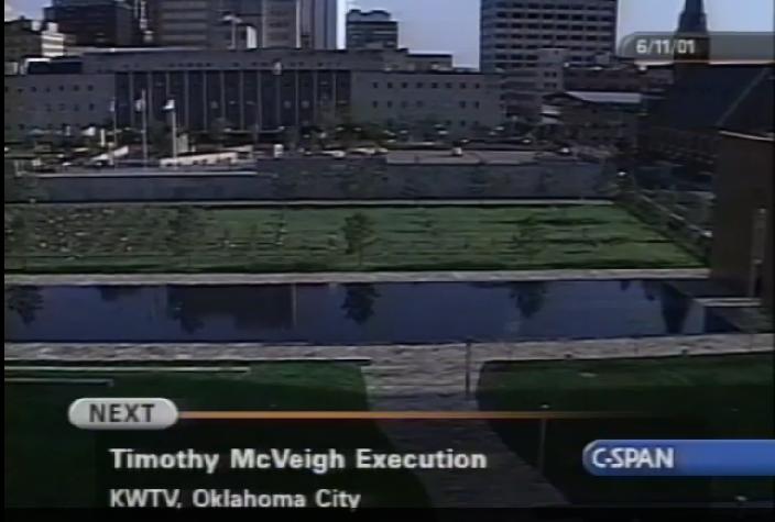 McVeigh Execution