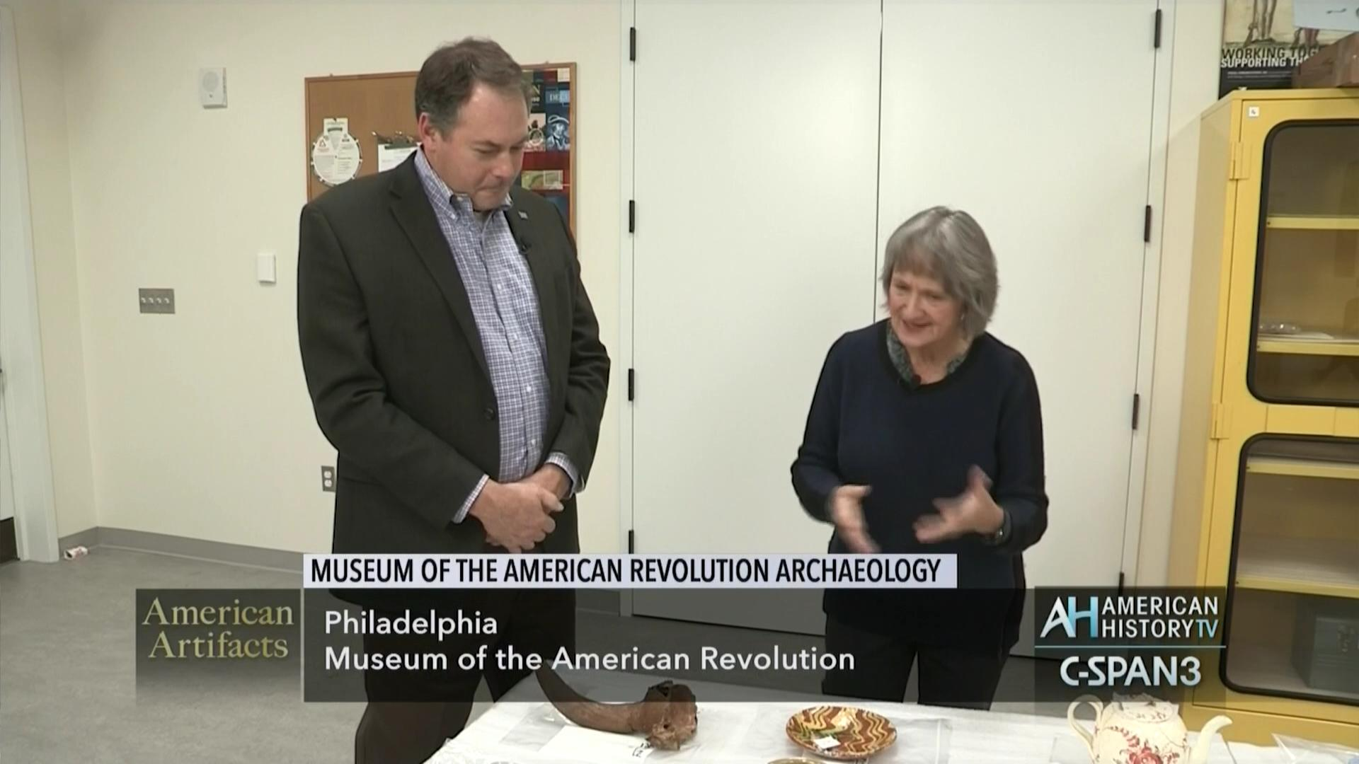 Museum of the American Revolution Archaeology