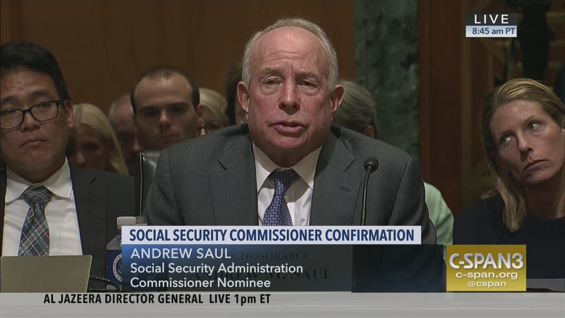 Members of Congress Push for Social Security Fix to Ensure Equality for All