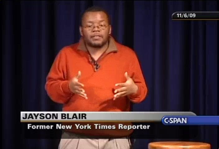 jayson blair new york times