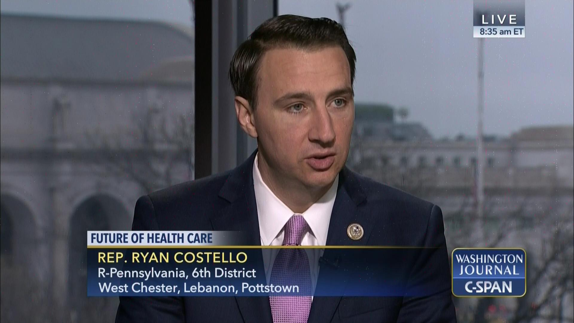 Image result for PHOTO OF REP COSTELLO
