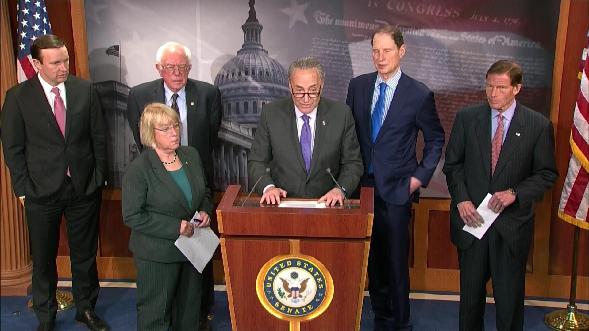 Image result for senate democrats images