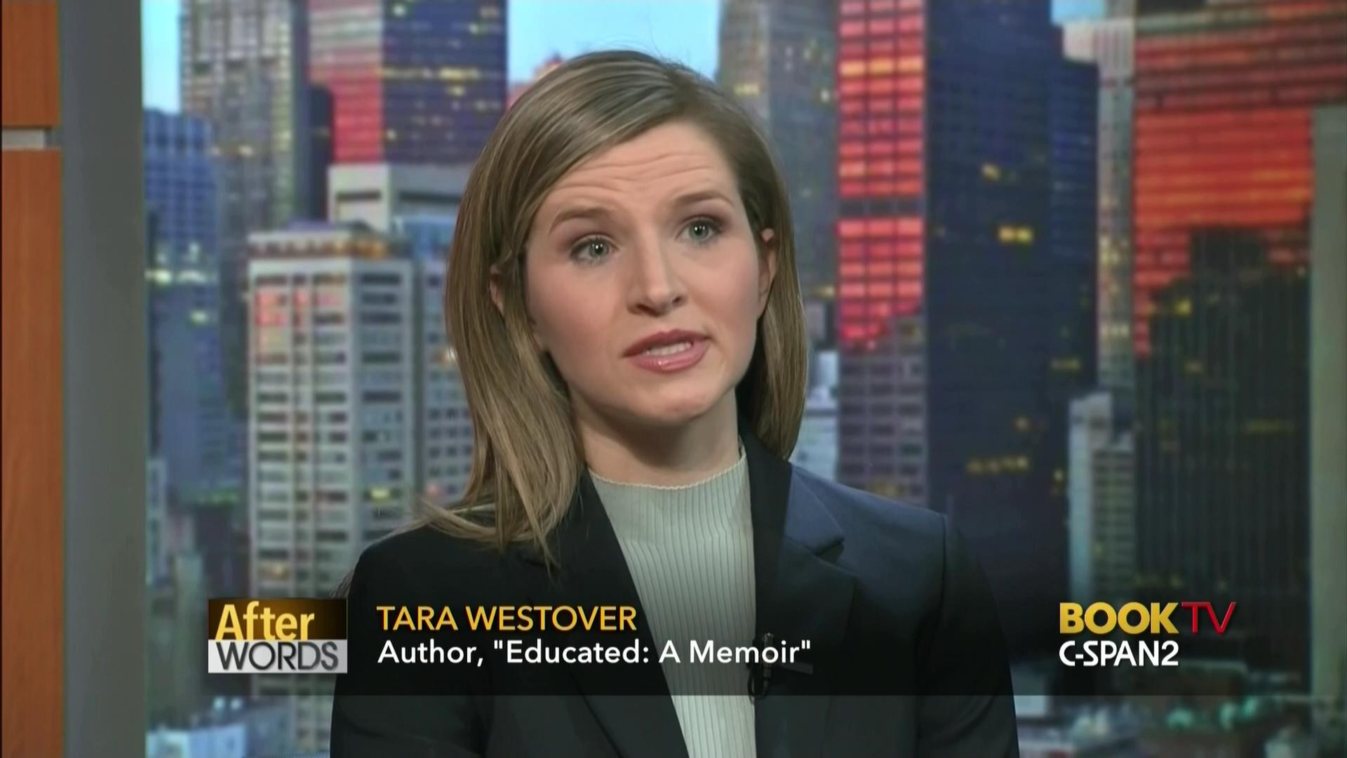 After Words with Tara Westover