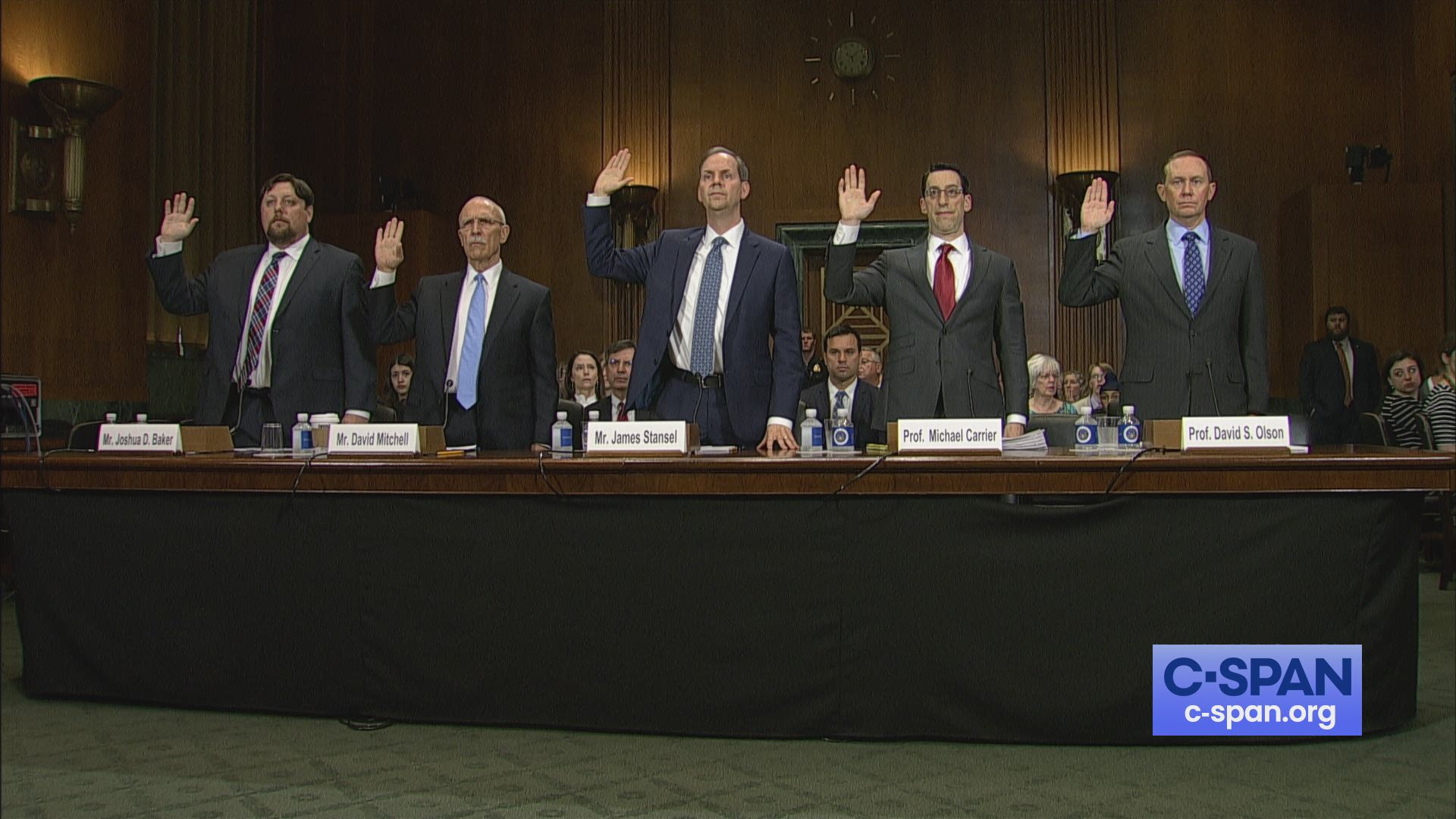 Senate Judiciary Hearing on Prescription Drug Prices