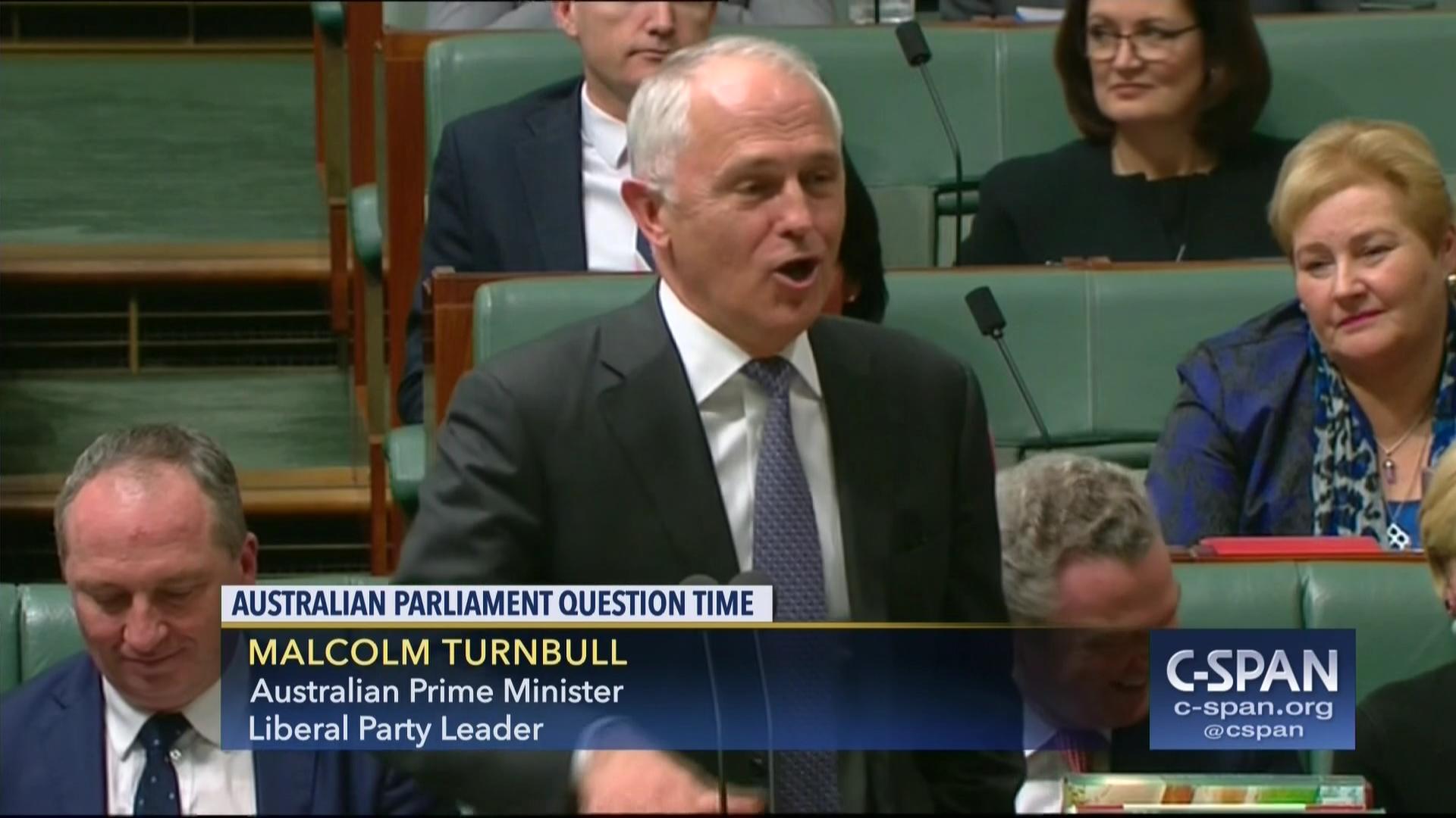 Australian Parliament Question Time Highlights