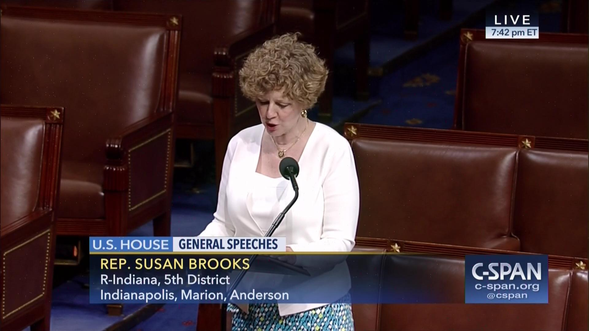 Rep Susan Brooks R In User Clip Typical Domestic Instrument Circuitc A 2005