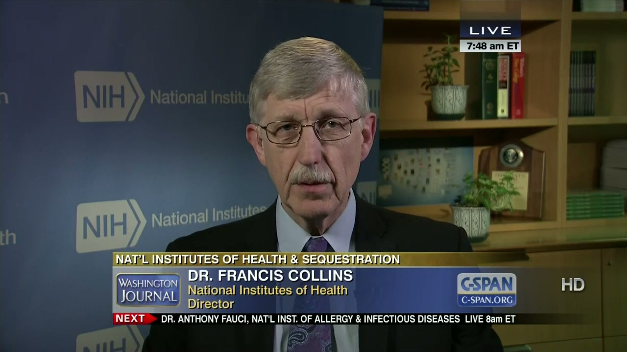 National Institutes of Health Mission and Role