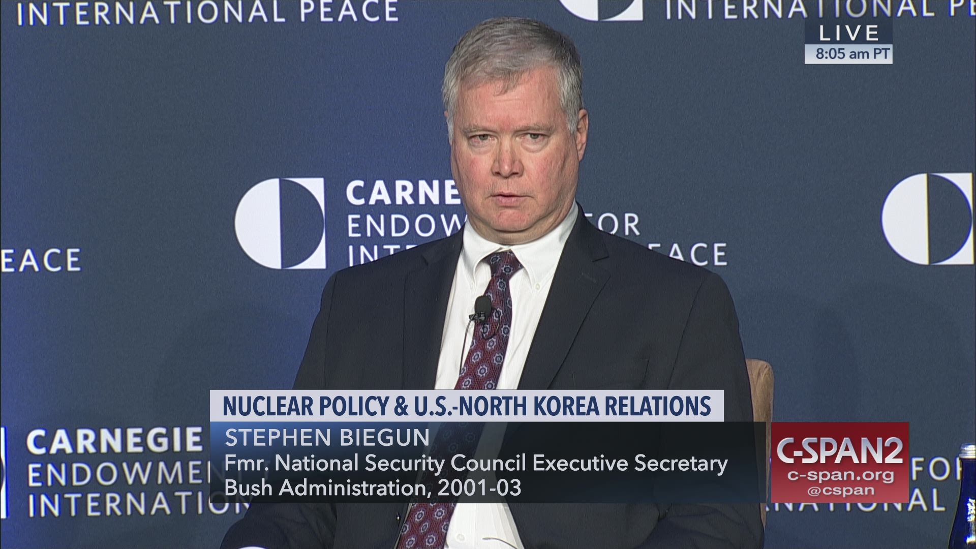 e40ed9063dce7 Nuclear Policy and U.S. North Korea Relations