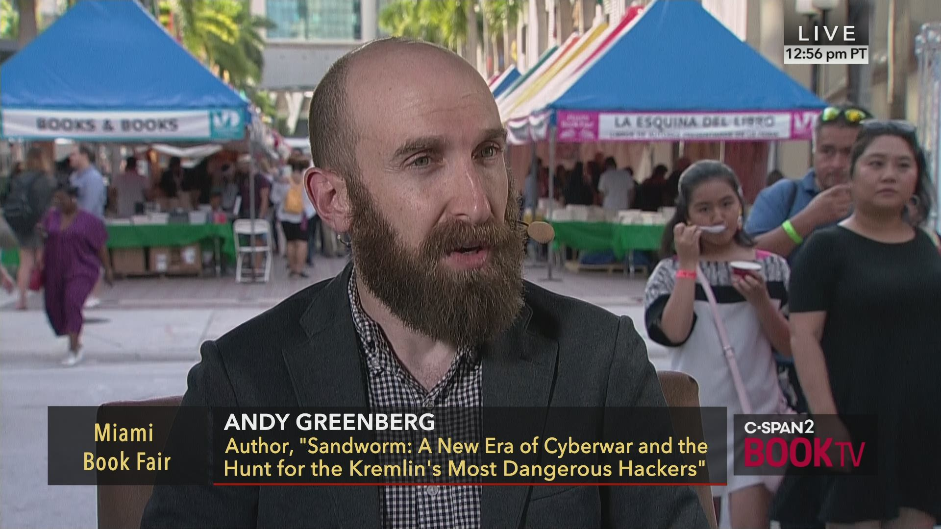 Interview With Andy Greenberg