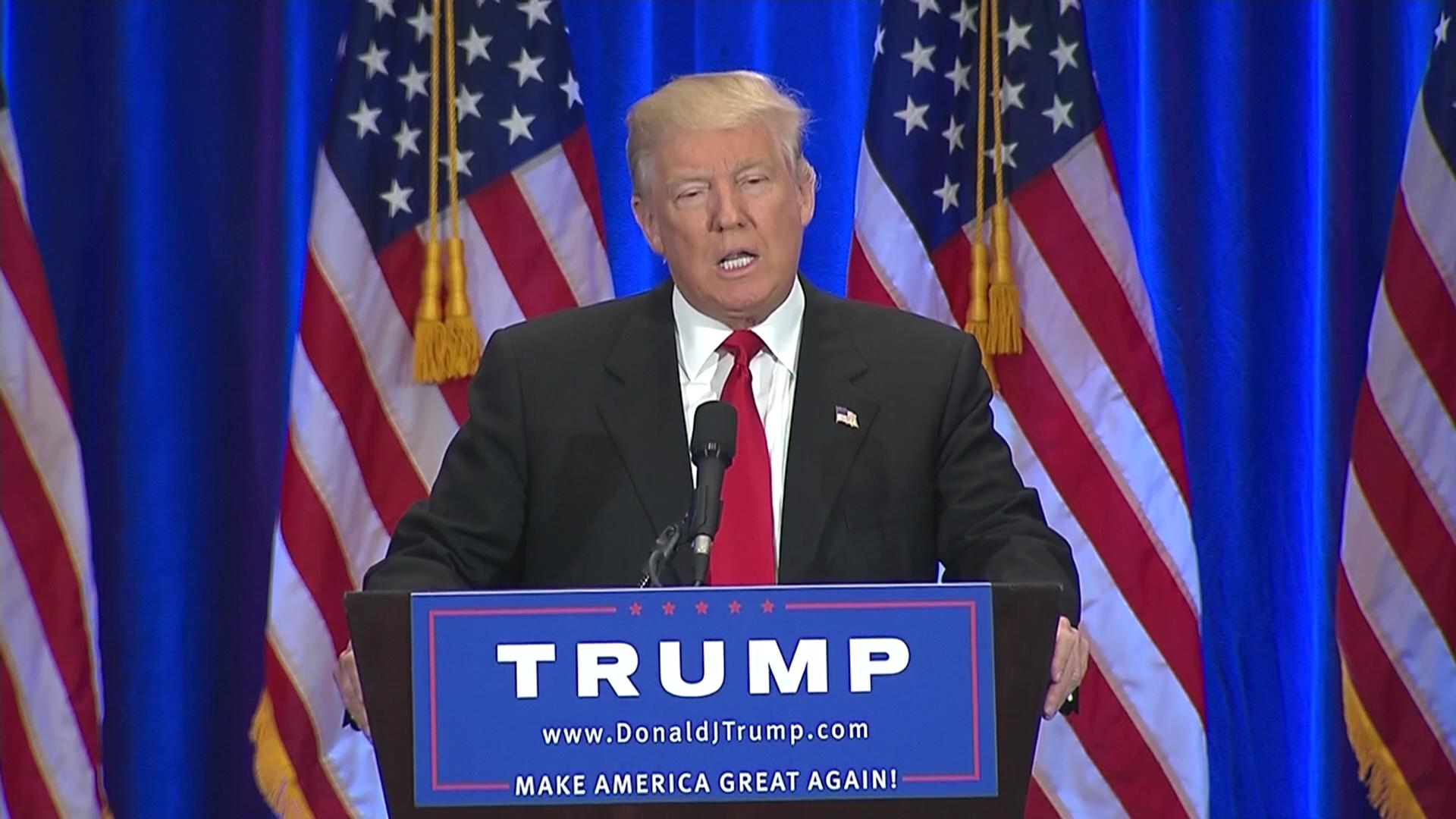c890ec38 Donald Trump Remarks in New York City | C-SPAN.org