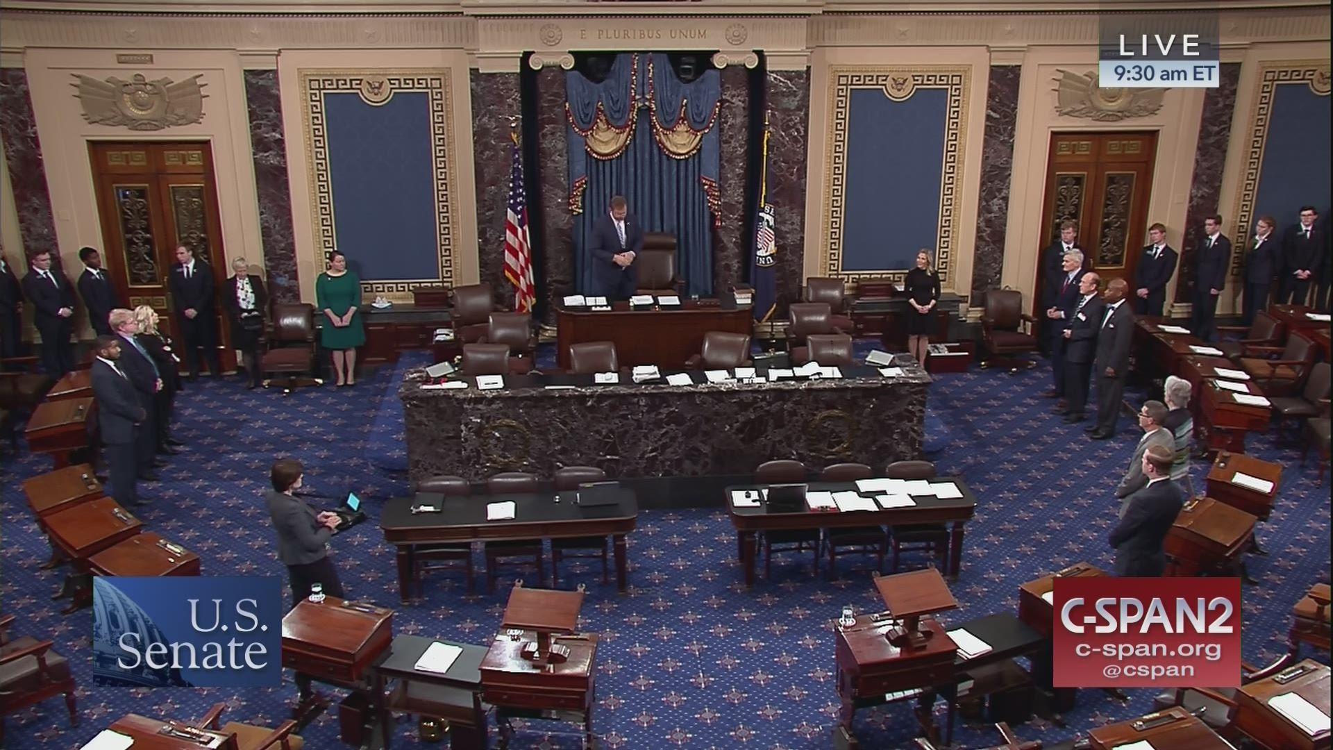 4b85cf532ed Senate Session | C-SPAN.org