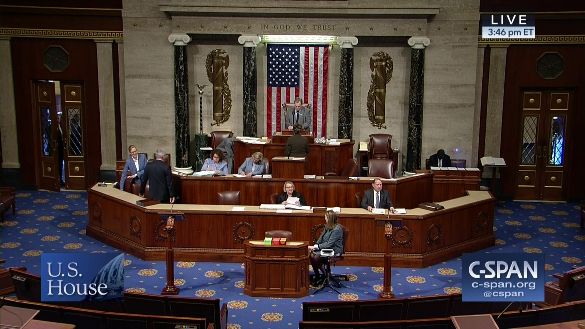 House Debates Antitrust Bill May 9 2018 Video