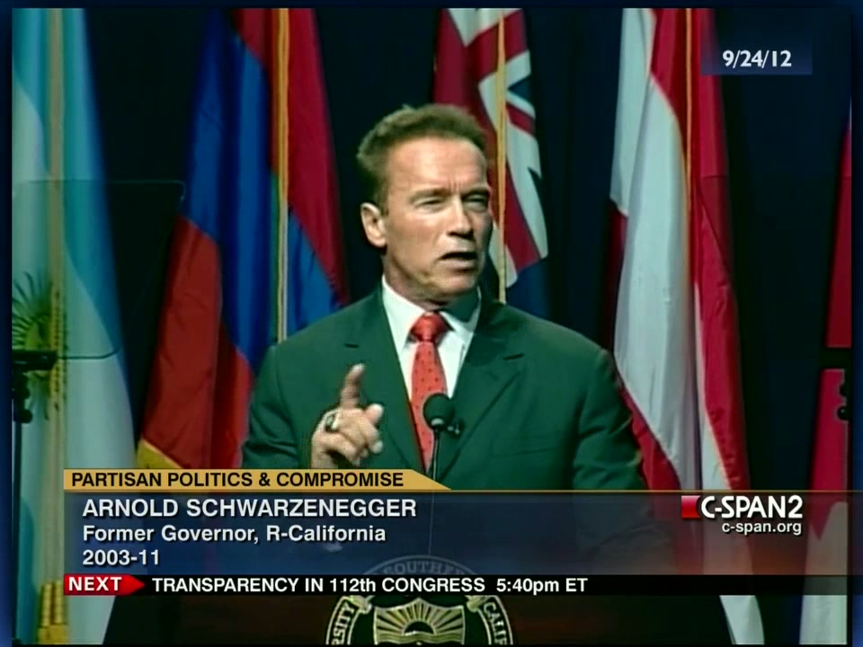 Partisan politics compromise sep 24 2012 video c span malvernweather Gallery