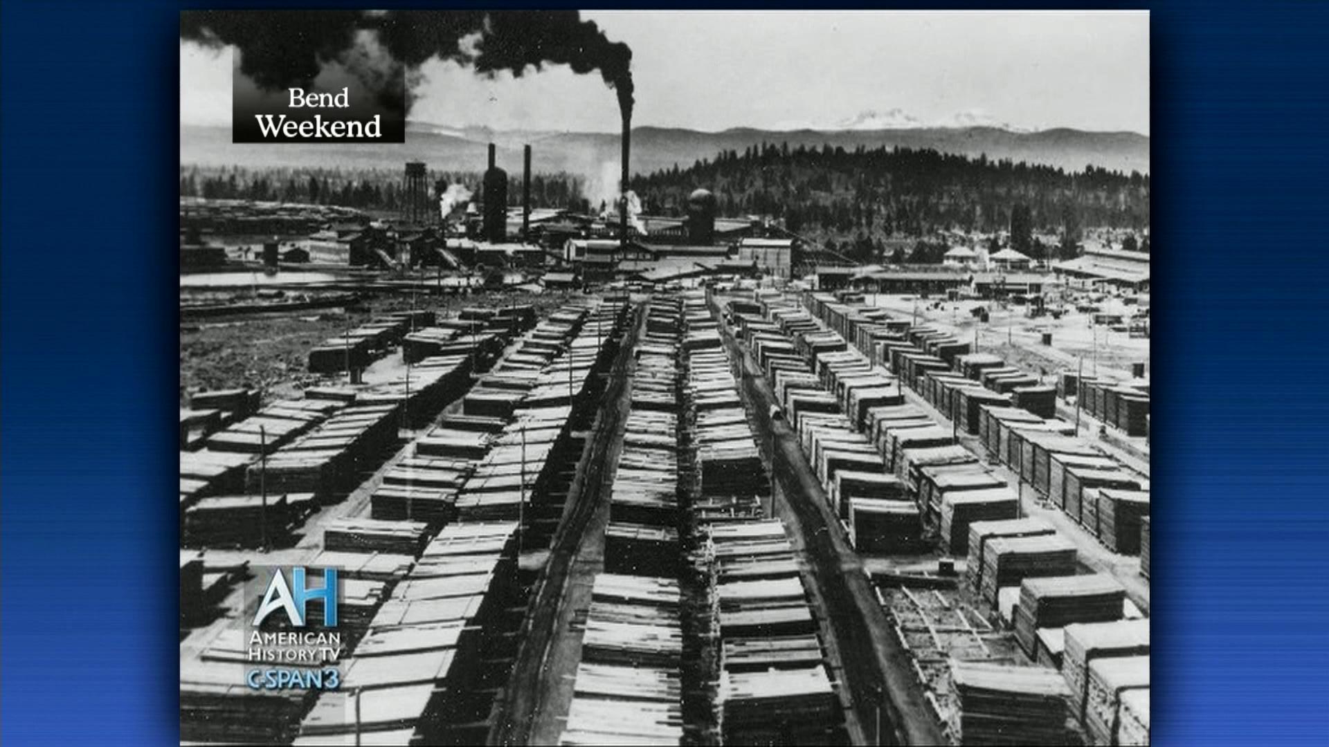 Bend Oregon S Lumber Industry Mar 3 2014 Video C Span Org