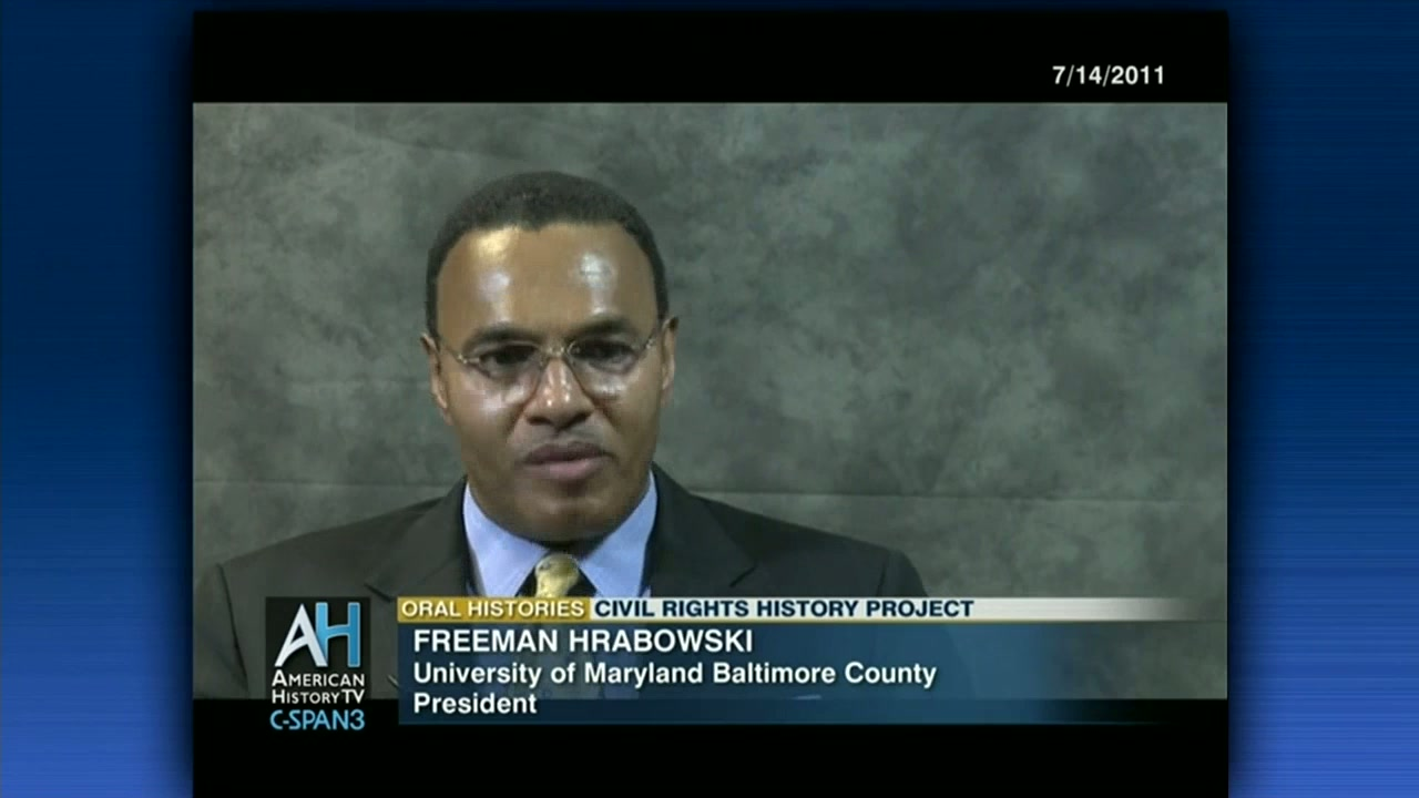 college prepare people for life freeman hrabowski