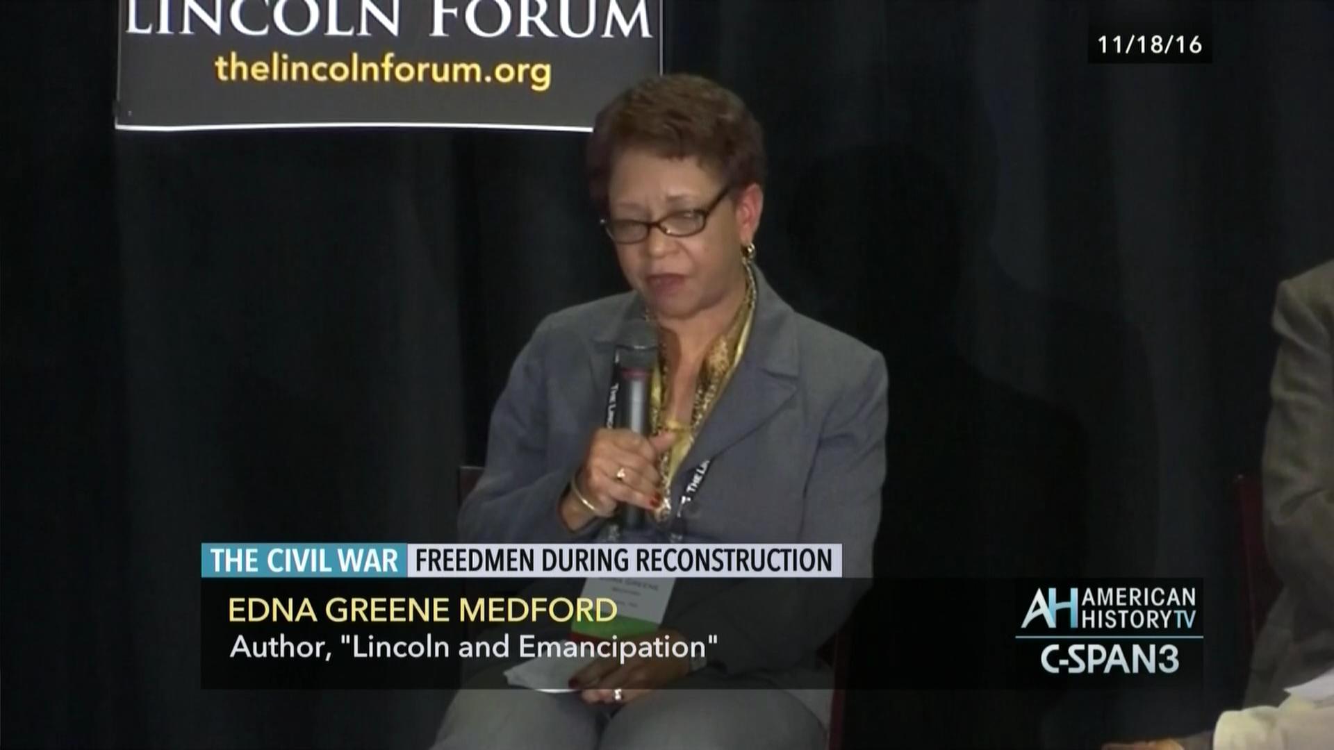 Freedmen reconstruction nov 18 2016 video c span sharecropping and reconstruction platinumwayz