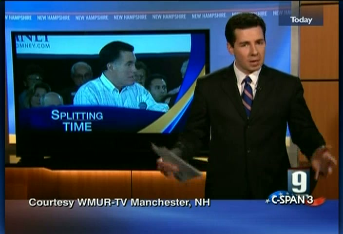 WMUR-TV Newscast
