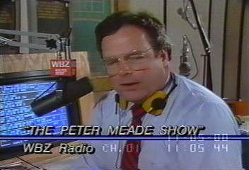 The Peter Meade Show & The David Brudnoy Show
