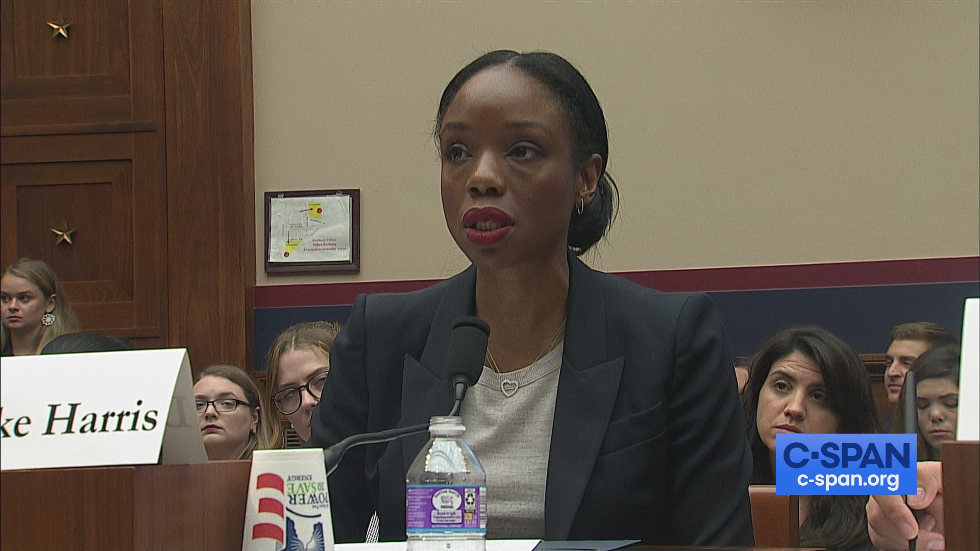 Hearing on Trauma Practices in Nation's Schools