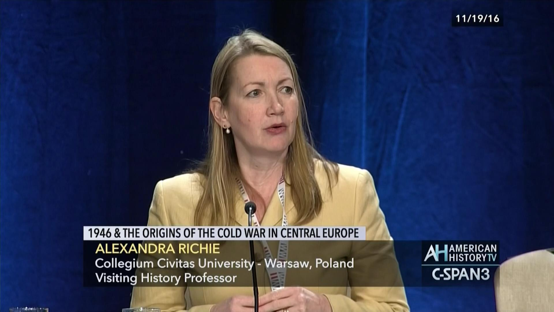 Origins Of The Cold War In Central Europe