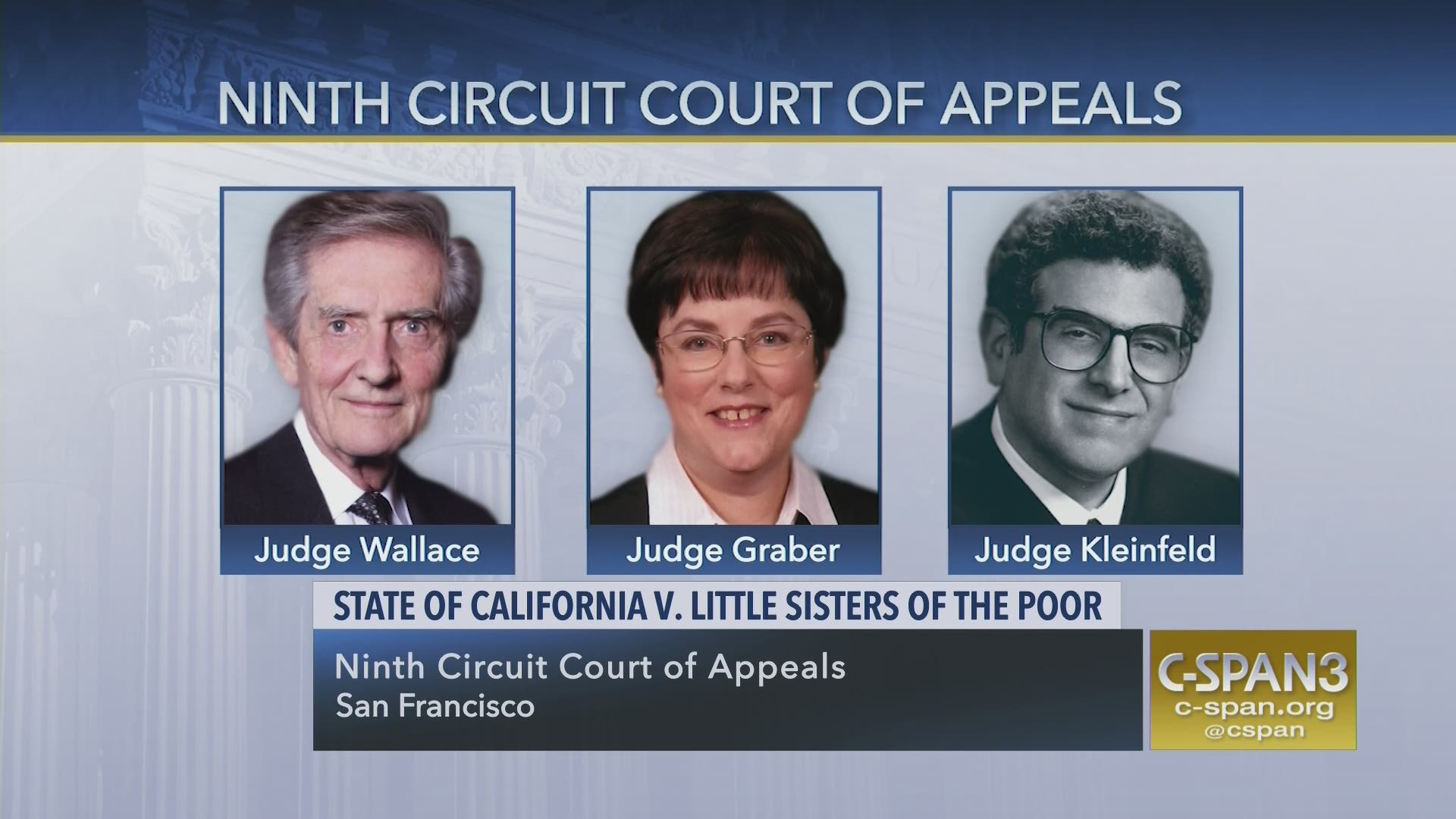 5th Circuit Upholds Feds 33 Million >> State Of California V Little Sisters Of The Poor Oral Argument C