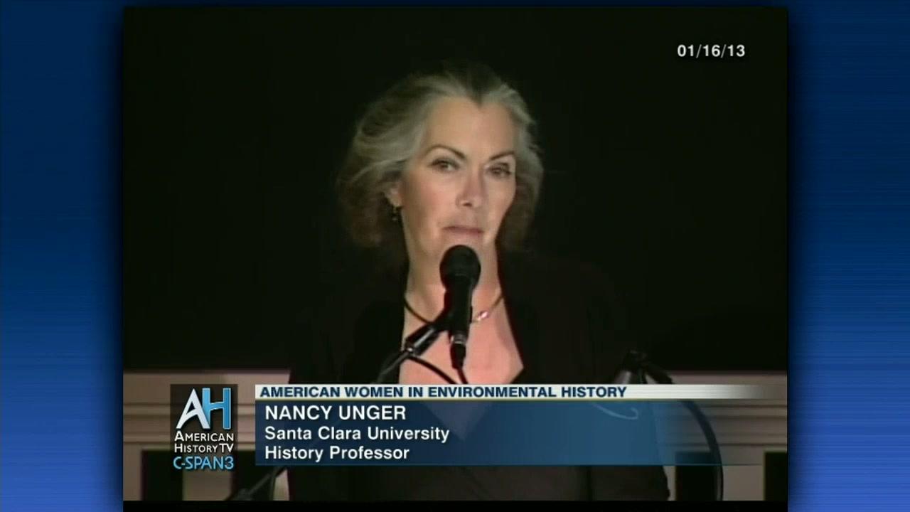 american women environmental history, jan 16 2013 | video | c-span