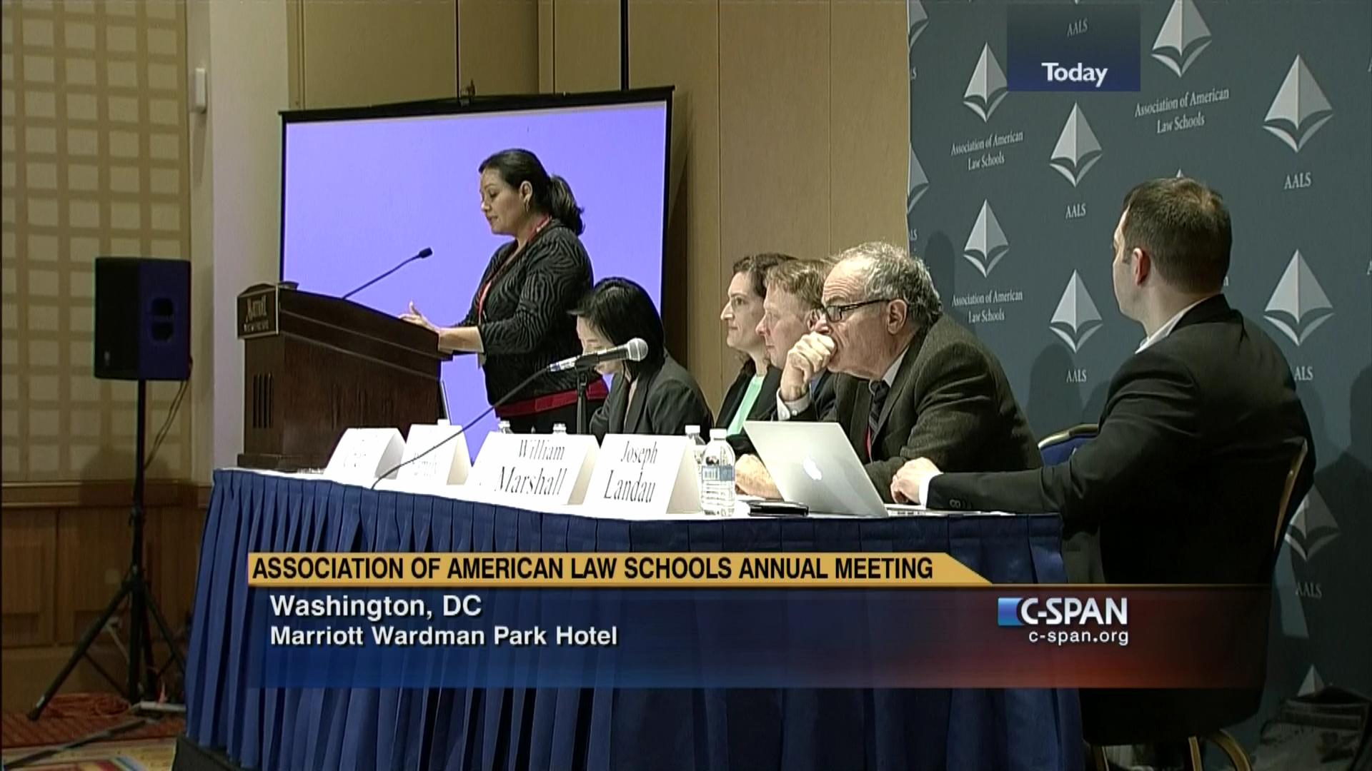 Discussion Executive Action Separation Powers Jan 5 2015 Video