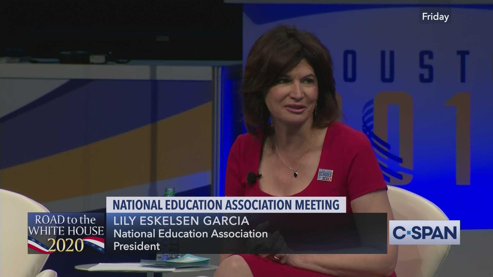 Candid Hd First Day Of School democratic presidential candidates on education issues