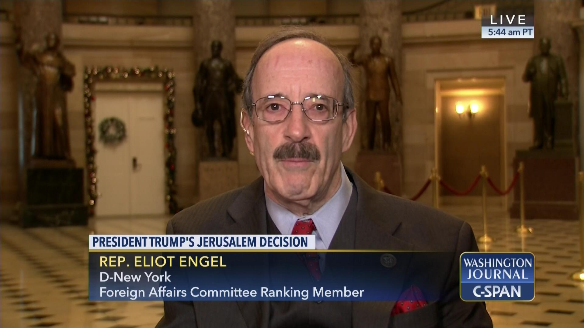 Image result for photos of rep Eliot Engel,