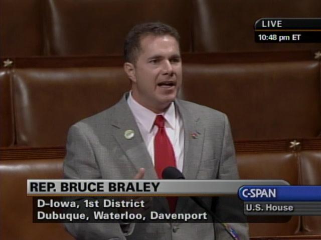 Bruce Braley (D-IA-1st)