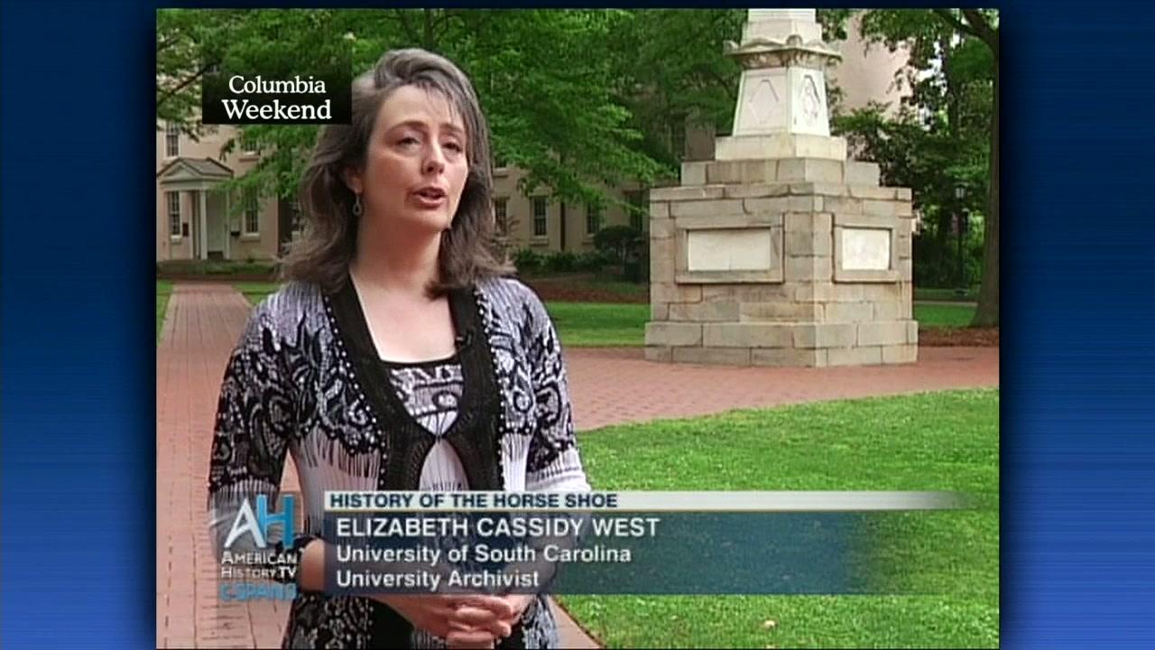 University South Carolina Horseshoe Apr 18 2013 Video C Span Org