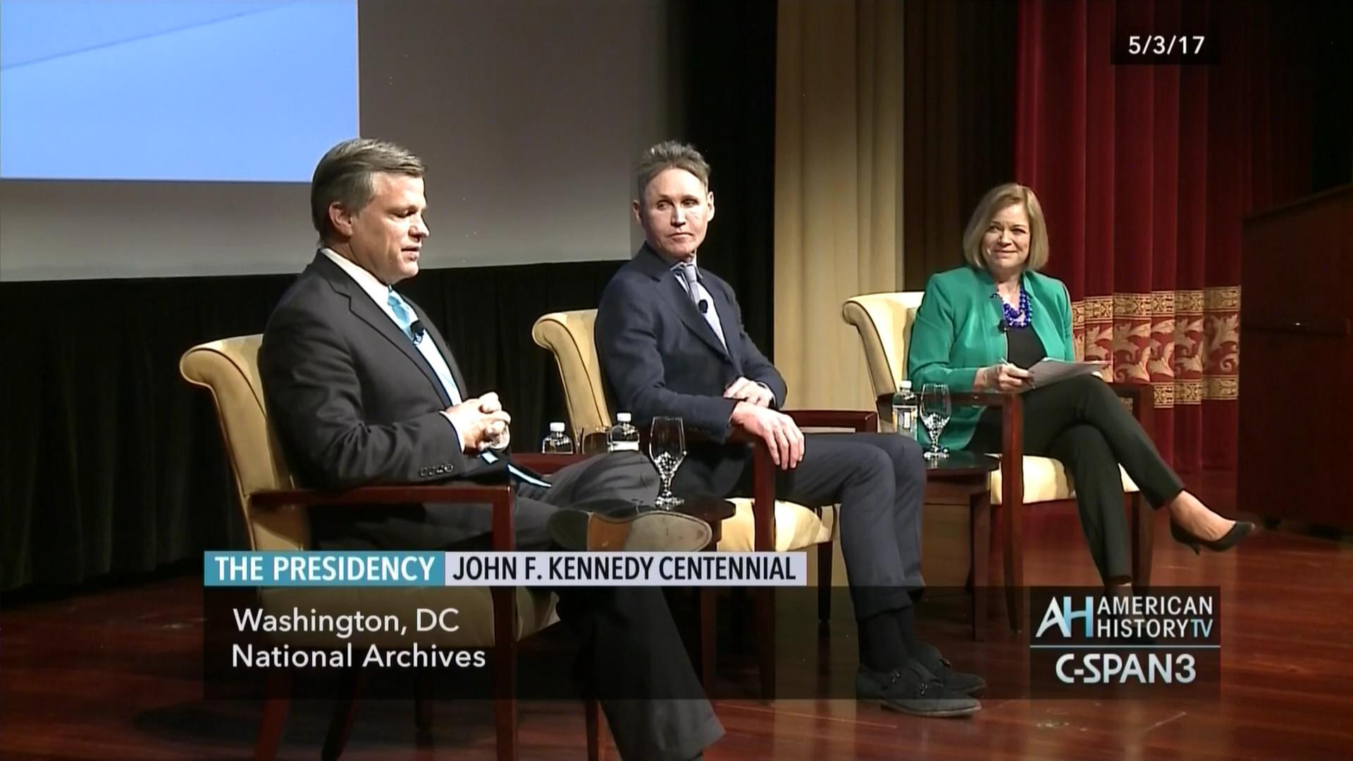 John F Kennedy Centennial, May 3 2017 | Video | C-SPAN.org