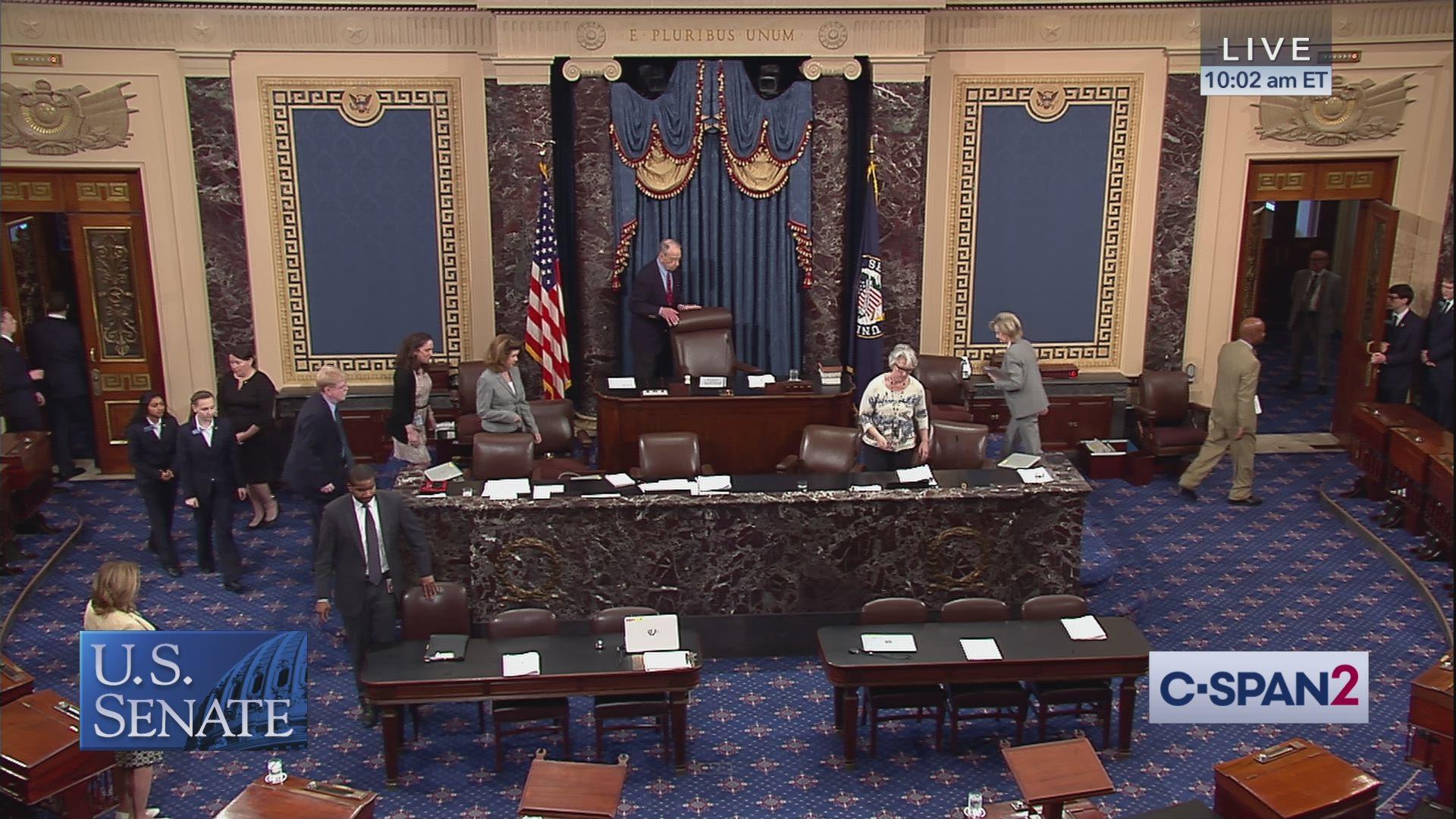premium selection b080c d2860 Senate Session   C-SPAN.org