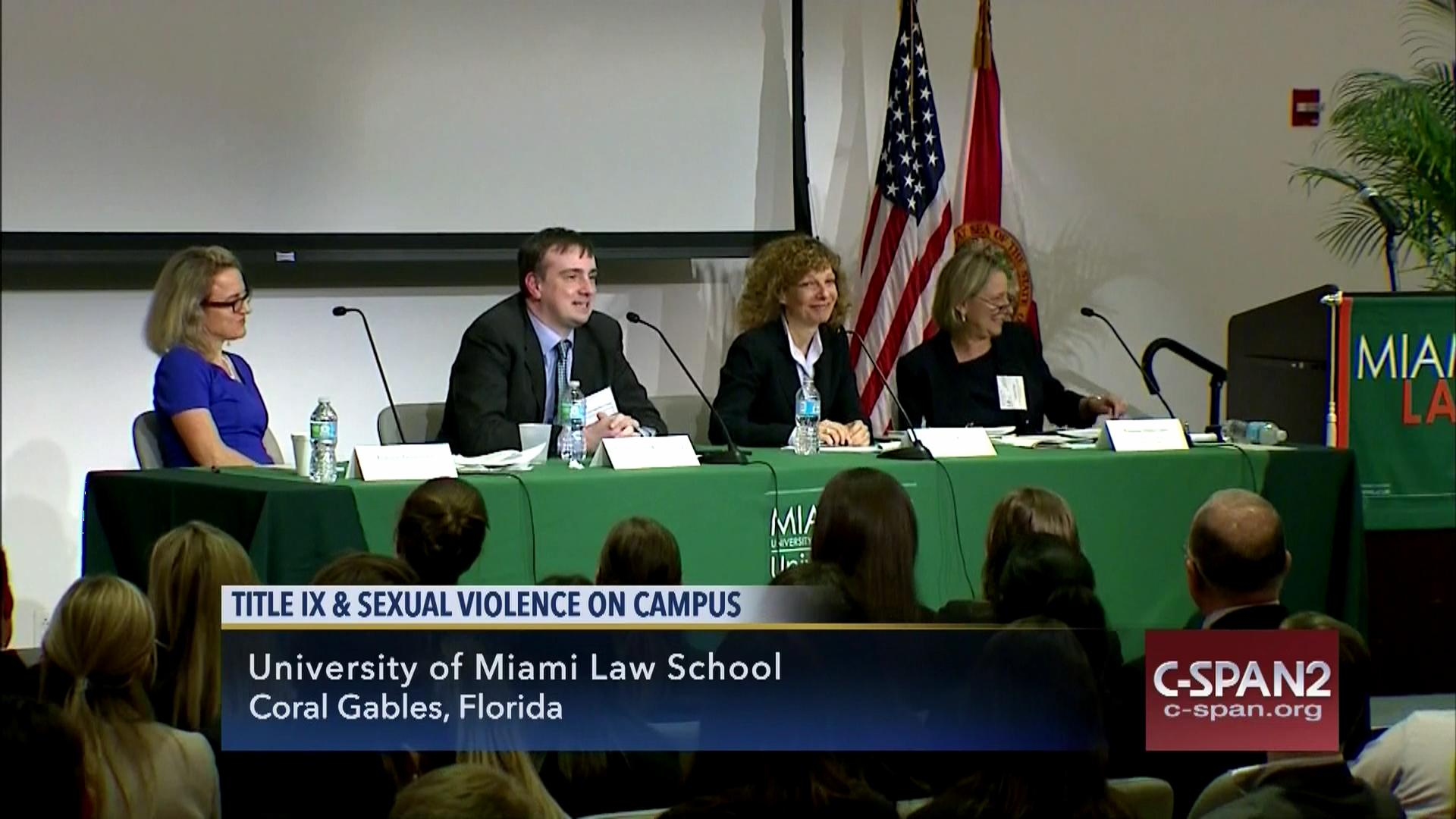 Title ix campus sexual violence feb 5 2016 video c span mitanshu Gallery