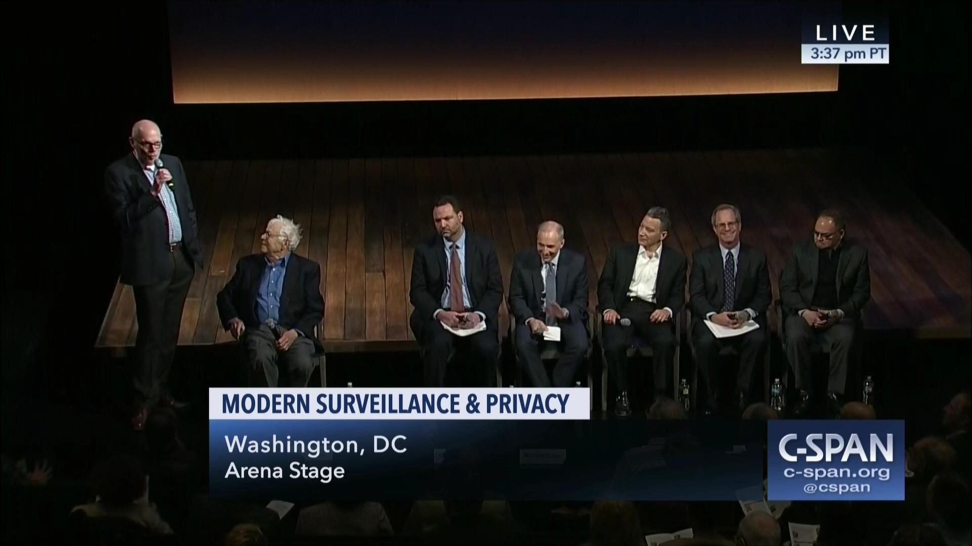 Modern Surveillance and Privacy