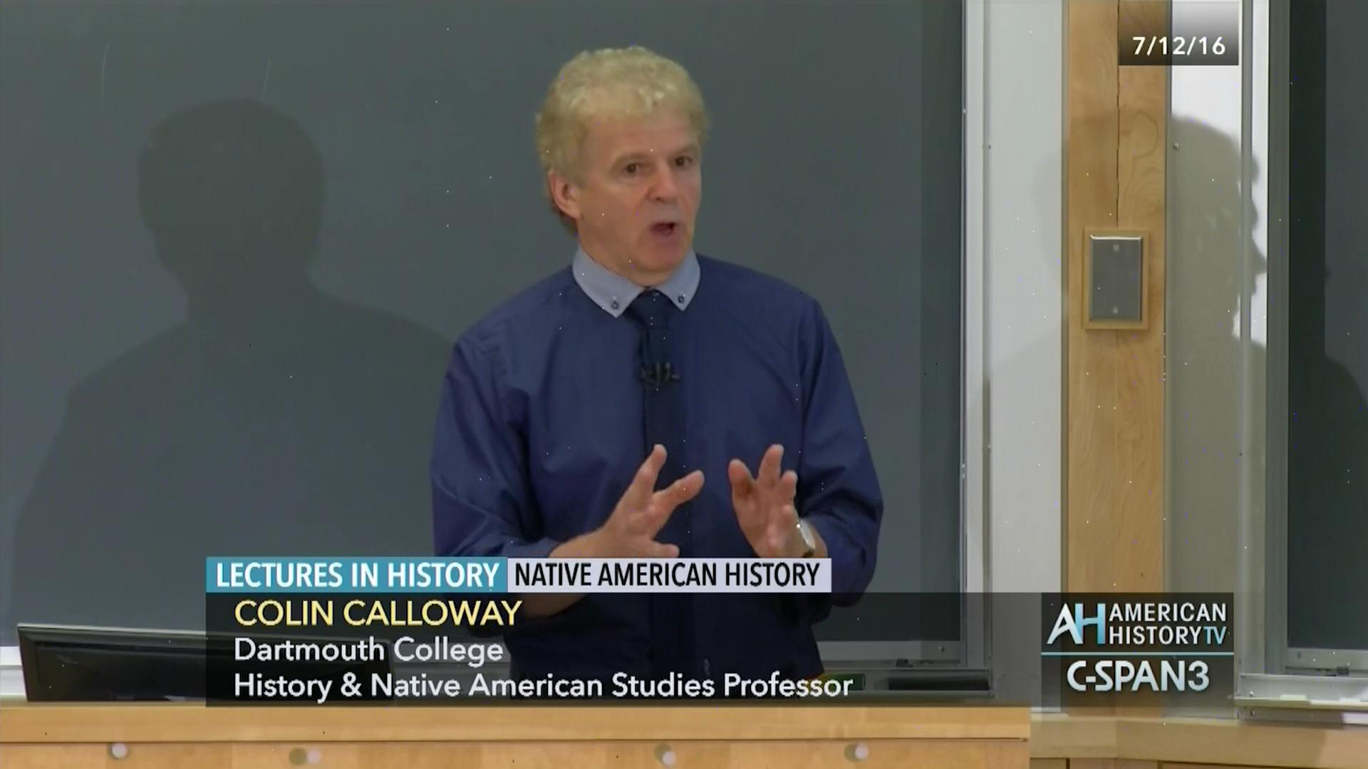 native american history video c span org