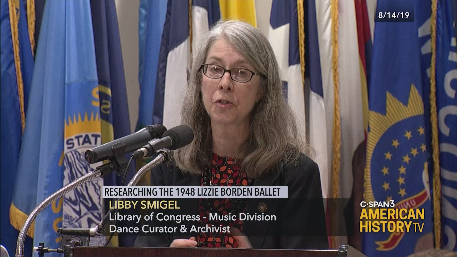 All About Lizzie 2012 researching the 1948 lizzie borden ballet