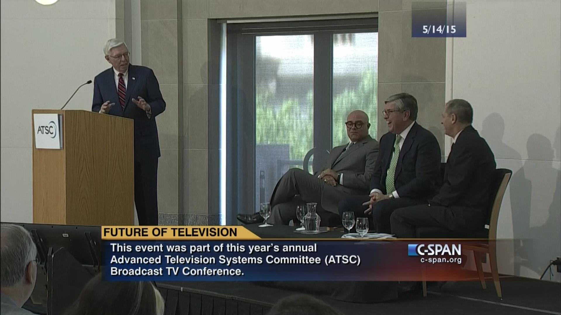 Dick wiley hdtv speech