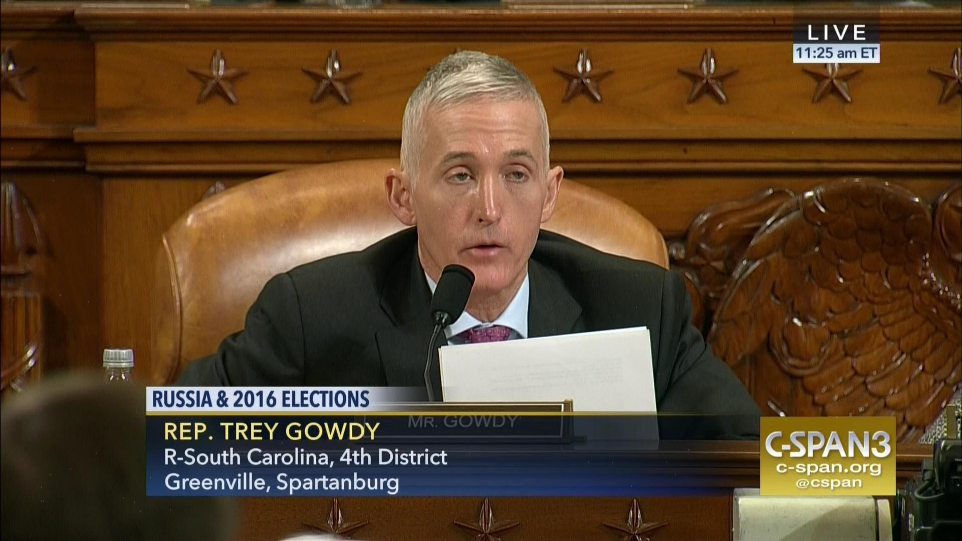 Image result for photos of trey gowdy