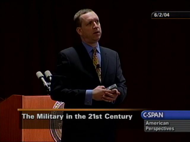 Pentagon S New Map Powerpoint Presentation Jun 2 2004 C Span Org