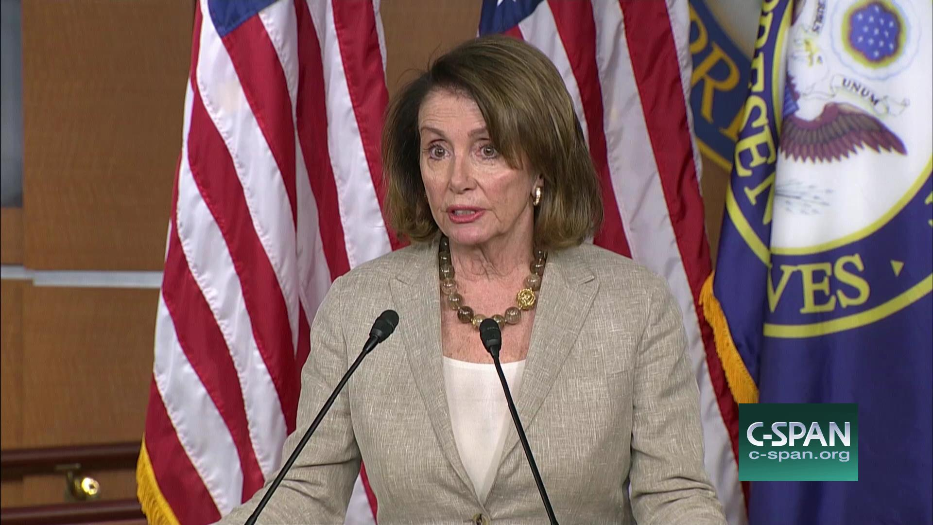 minority leader pelosi challenges president paris climate